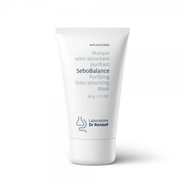 Dr Renaud - masque peaux grasse / bouton / acné esthéticienne Longueuil