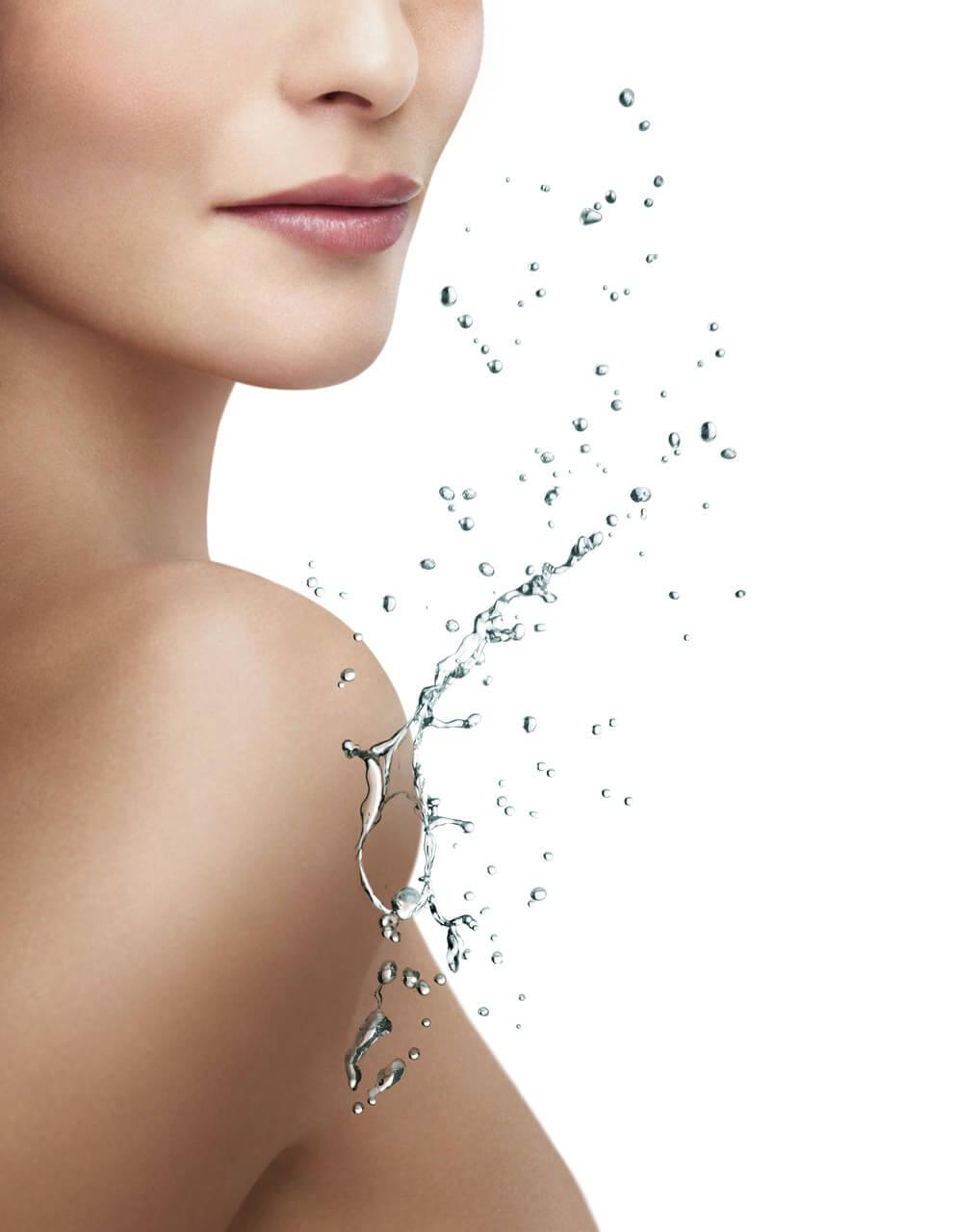 Soin esthétique, hydratation de la peau, traitement peaux sensibles, centre d'esthétique Longueuil