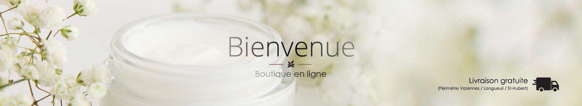 Produit esthétique, achat boutique en ligne - Centre d'esthétique Huguette Turcotte à Longueuil