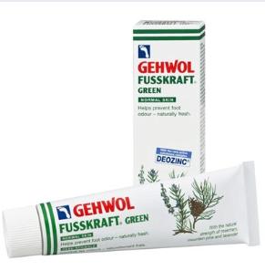 Gehwol – Fusskraft VERTE (transpiration et odeurs)