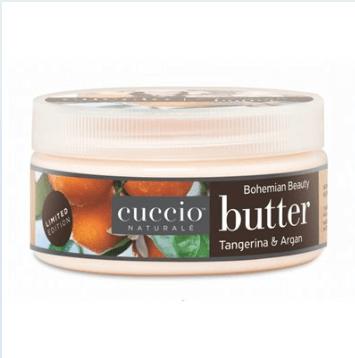 Cuccio - Beurre Tangerine & Argan ÉDITION LIMITÉE