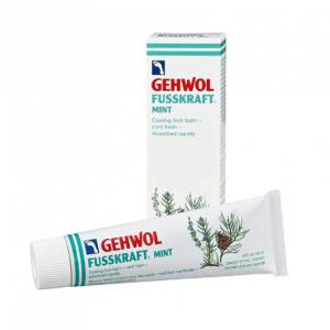 Gehwol - Fusskraft - MENTHE - Rafraîchissante (pieds fatigués qui chauffent)