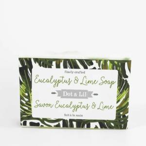 Dot & Lil - Savon Eucalyptus & Lime