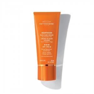 Esthederm - Solaire - Adaptasun crème de soin solaire mer et tropique visage – fps 25
