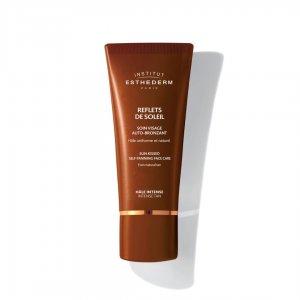 Esthederm - Solaire - Crème auto-bronzante visage - hâle intense