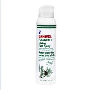 Gehwol - Fusskraft - Spray VERT - odeurs et transpiration