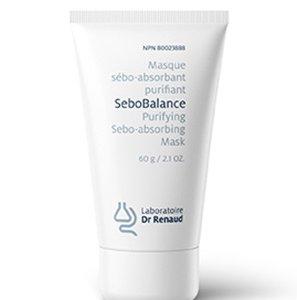 Dr Renaud – SeboBalance – Masque sébo-absorbant purifiant