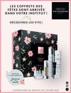 promotion Esthederm - coffret Noël - boutique en ligne