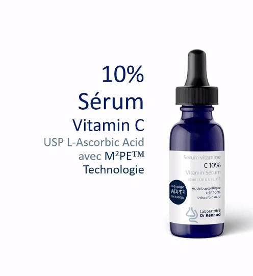 Sérum vitamine C - Dr Renaud - promotion boutique en ligne Longueuil