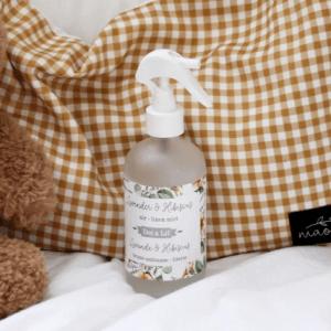 Dot and Lil - brume Lavande et hibiscus - esthéticienne Longueuil